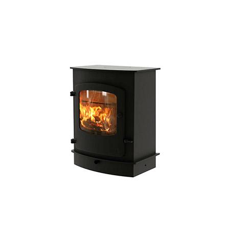 Charnwood Cove 2b stove