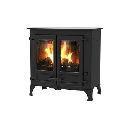 Island II stove