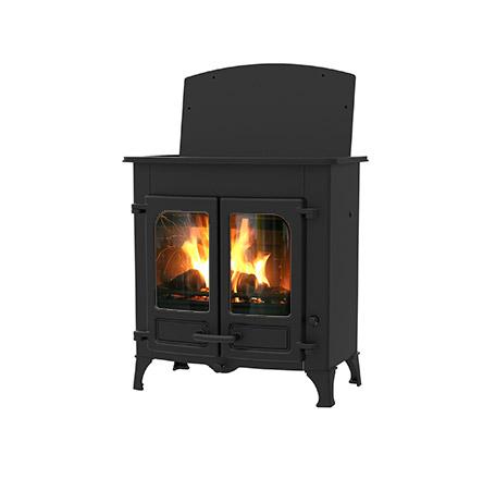 island II CT stove